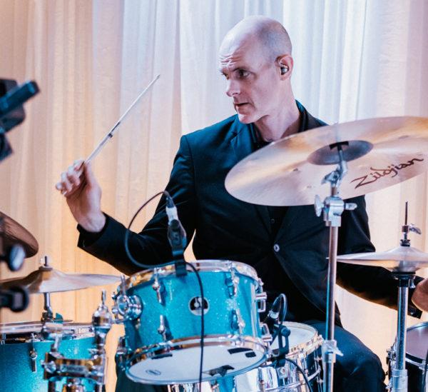 Rich Irwin drums